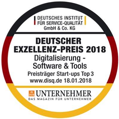 Deutscher Exzellenz-Preis 2018